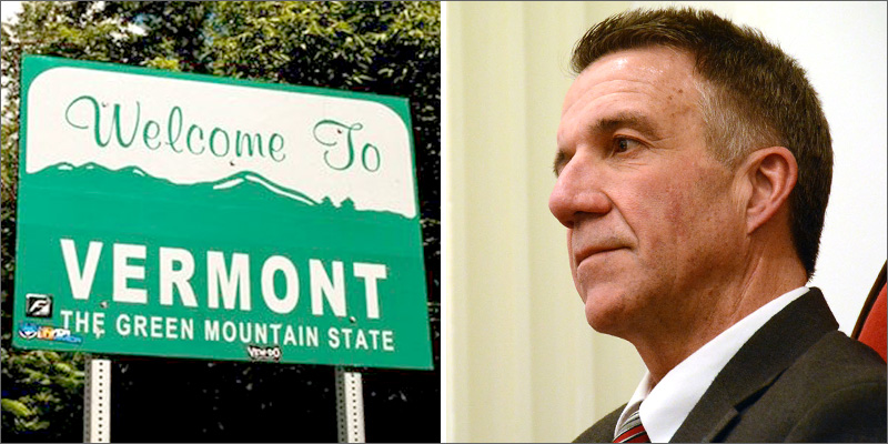 "post-image-Vermont Governor Vetoes Legalization, But Still Wants ""Path Forward"""