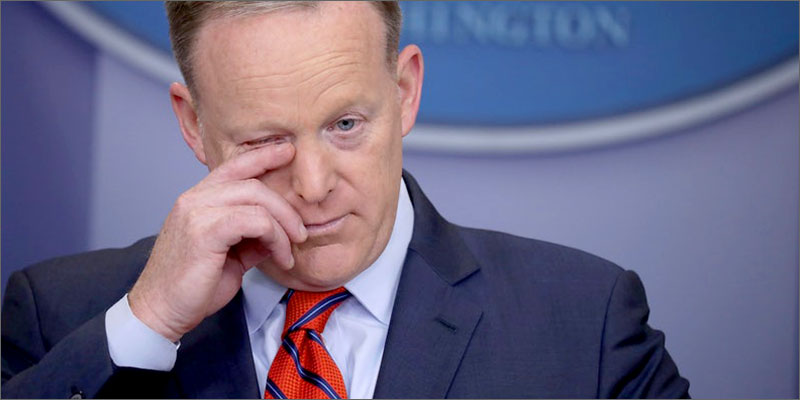 post-image-The REAL Reason Sean Spicer Left The Trump White House